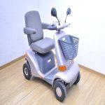 スズキ/セニアカー/ET4D/シニアカー/4輪電動車を買取してきました!